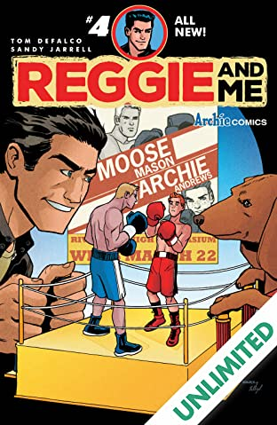Reggie and Me (2016-) #4