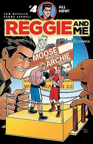Reggie and Me (2016-) #4
