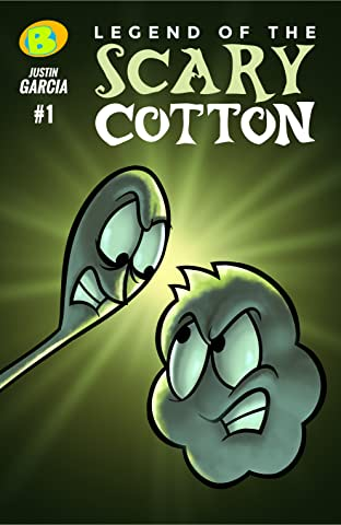 Legend of the Scary Cotton #1
