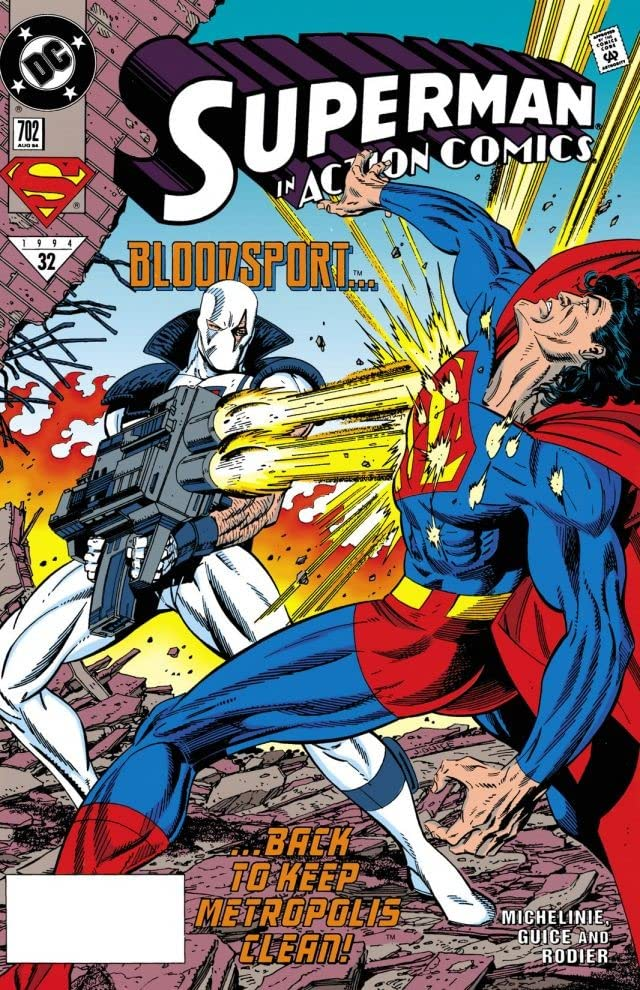 Action Comics (1938-2011) #702