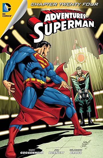 Adventures of Superman (2013-2014) #24
