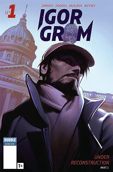 Igor Grom #1