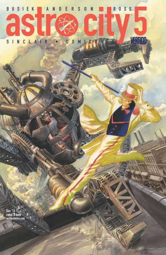 Astro City (2013-2018) #5