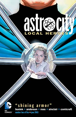 Astro City: Local Heroes (2003-2004) #2 (of 5)
