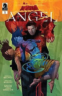 Angel: Season 11 #4