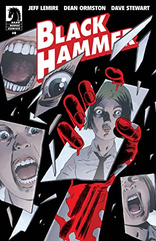 Black Hammer No.8