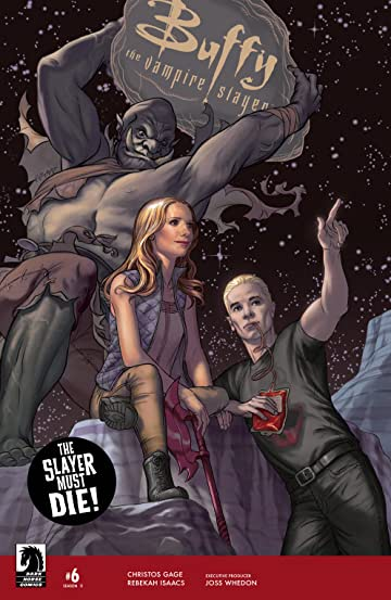 Buffy the Vampire Slayer: Season 11 #6