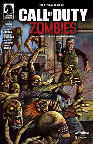 Call of Duty: Zombies No.4