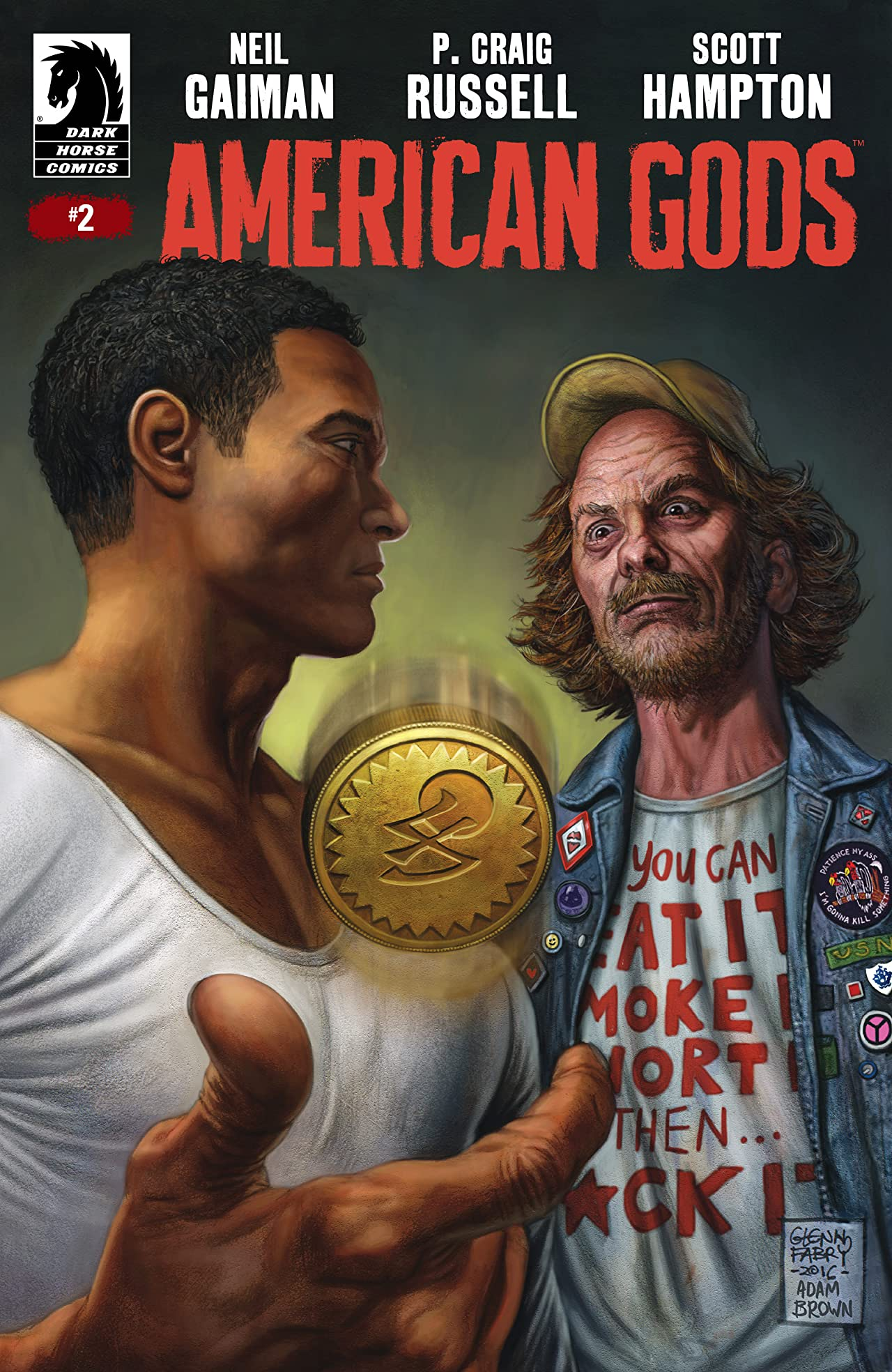 American Gods: Shadows No.2