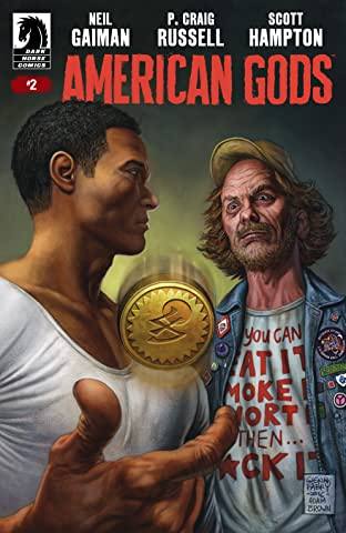 American Gods: Shadows No.2