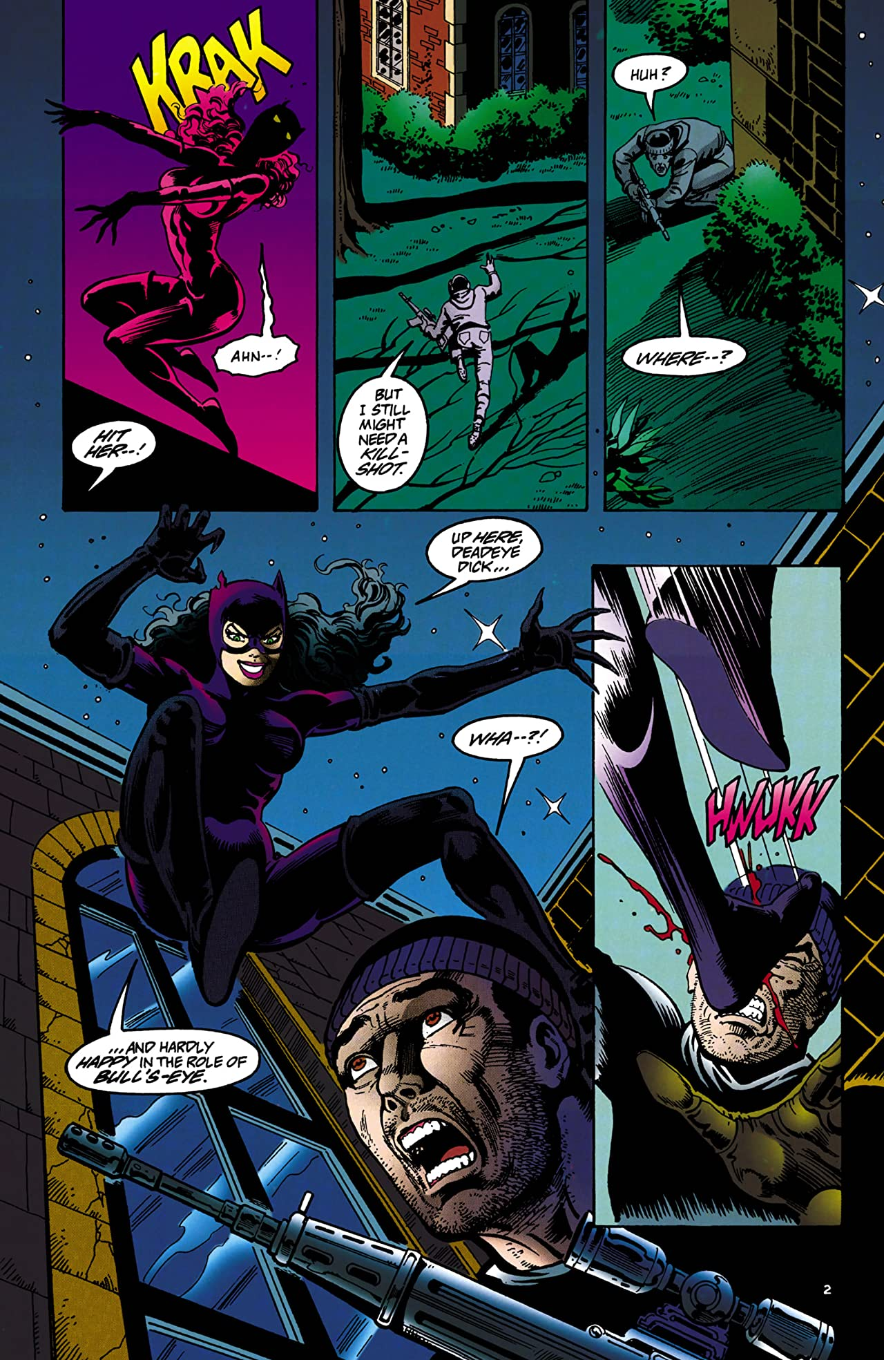 Catwoman (1993-2001) #45