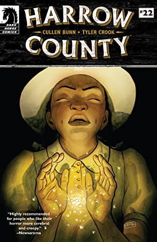 Harrow County No.22