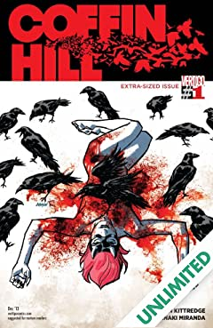 Coffin Hill (2013-2015) #1