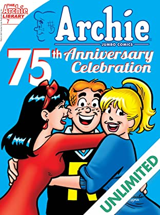 Archie 75th Anniversary Digest #7