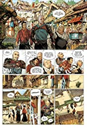 Samurai Vol. 6: Brothers in Arms