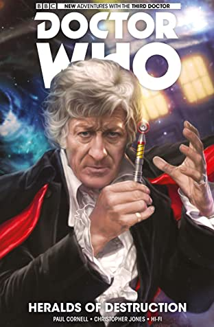 Doctor Who: The Third Doctor Tome 1