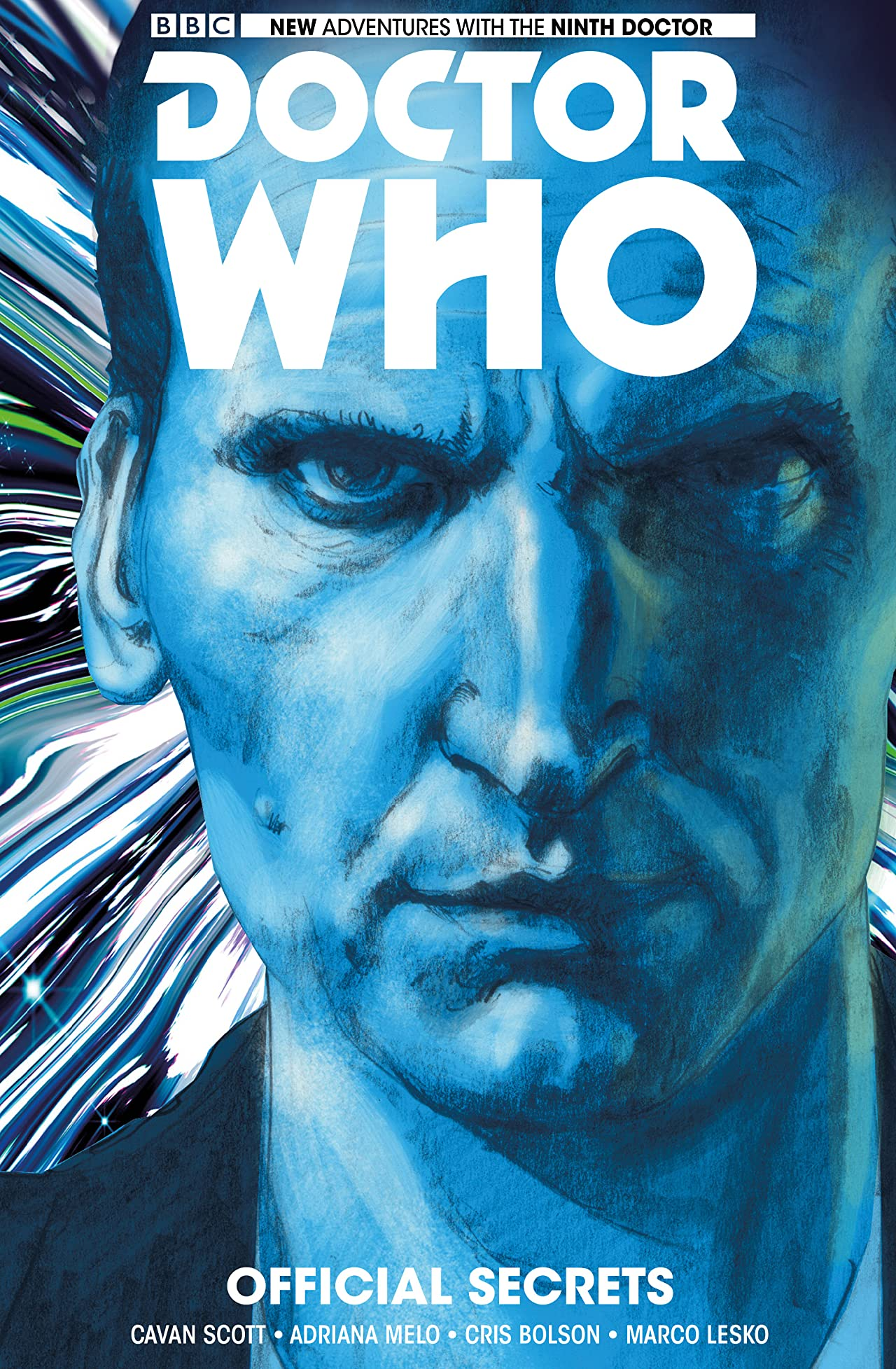 Doctor Who: The Ninth Doctor Vol. 3