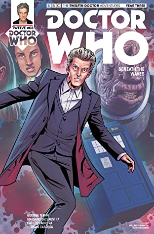 Doctor Who: The Twelfth Doctor #3.3
