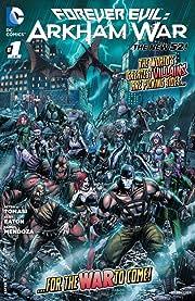 Forever Evil: Arkham War (2013-2014) No.1 (sur 6)