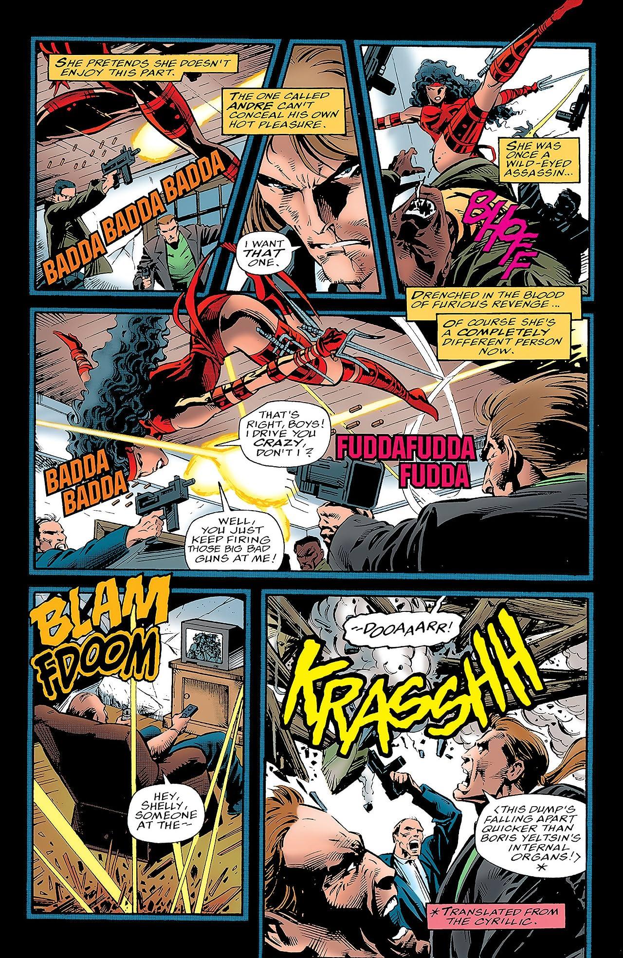 Elektra (1996-1998) #4