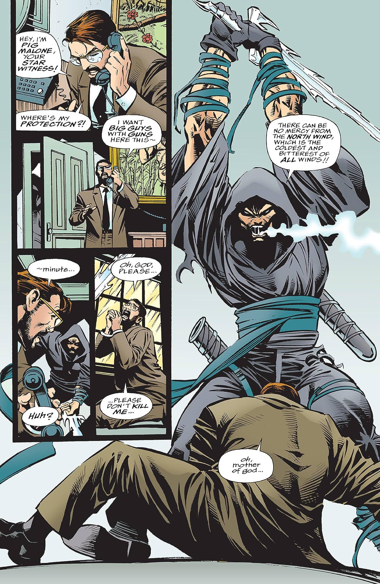 Elektra (1996-1998) #9