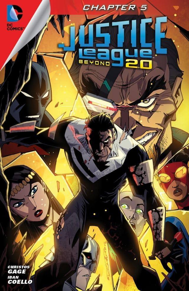 Justice League Beyond 2.0 (2013-2014) #5