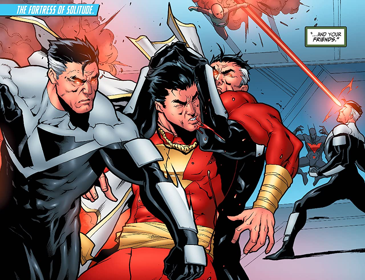 Justice League Beyond 2.0 (2013-2014) #5