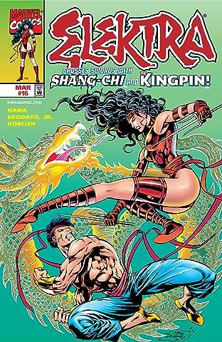 Elektra (1996-1998) #16