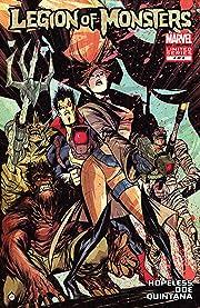 Legion of Monsters (2011) #4 (of 4)