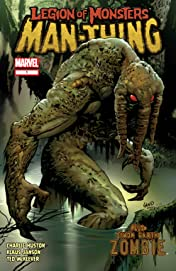 Legion of Monsters: Man-Thing (2007) #1
