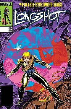 Longshot (1985-1986) #1 (of 6)