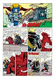 Longshot (1985-1986) #2 (of 6)