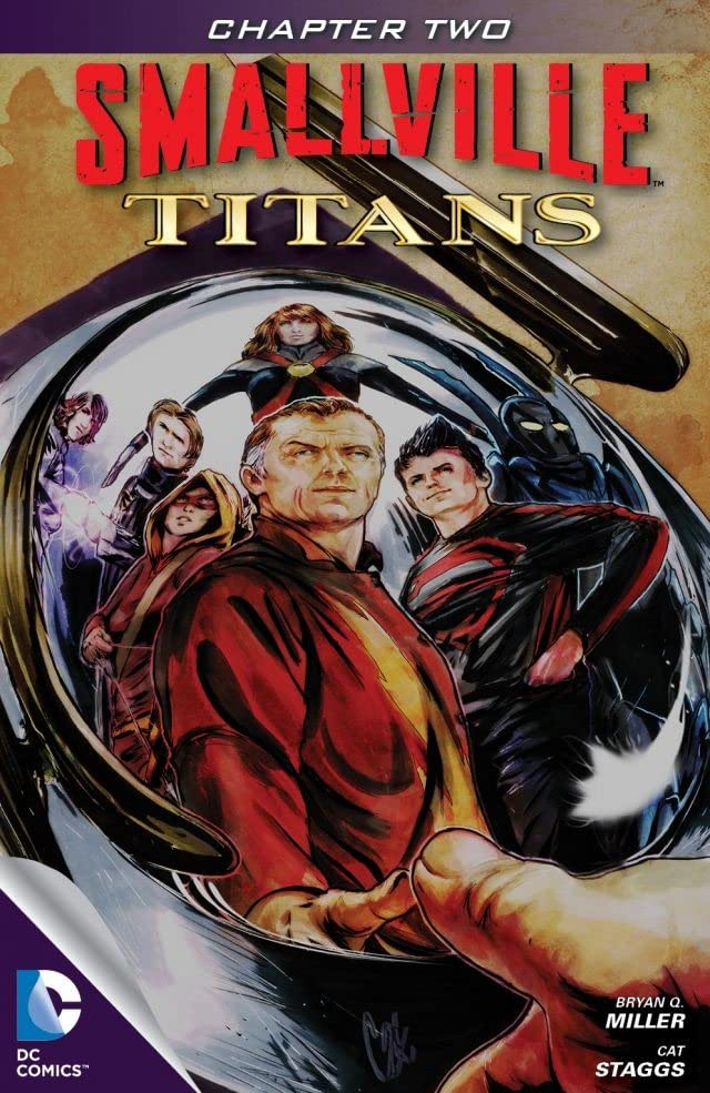 Smallville: Titans #2 (of 4)