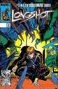 Longshot (1985-1986) #3 (of 6)