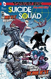 Suicide Squad (2011-2014) No.24
