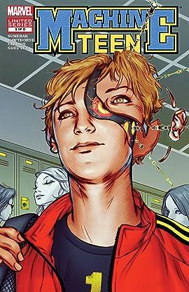 Machine Teen (2005) #1 (of 5)