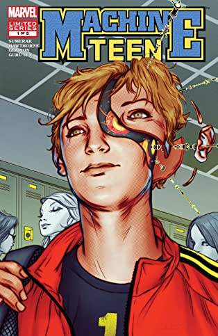 Machine Teen (2005) #1 (of 5)