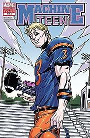 Machine Teen (2005) #2 (of 5)