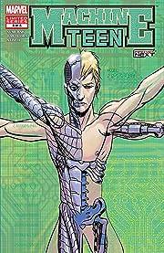 Machine Teen (2005) #3 (of 5)