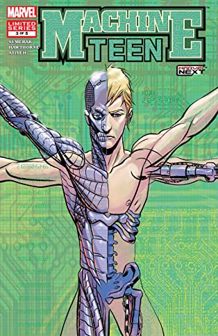 Machine Teen (2005) #3 (of 5)