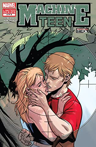 Machine Teen (2005) #4 (of 5)