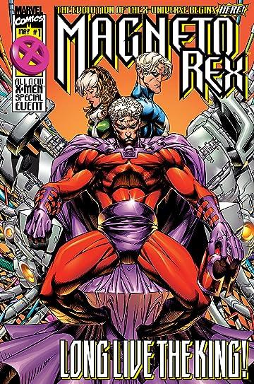 Magneto Rex (1999) #1 (of 3)
