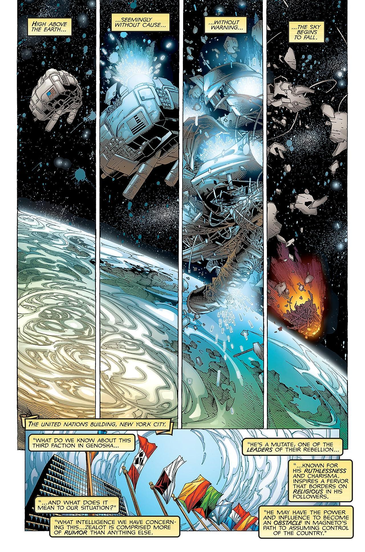 Magneto Rex (1999) #2 (of 3)