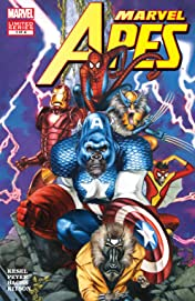 Marvel Apes (2008) #1 (of 4)
