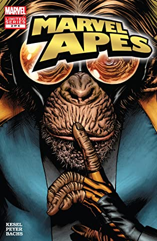 Marvel Apes (2008) #2 (of 4)