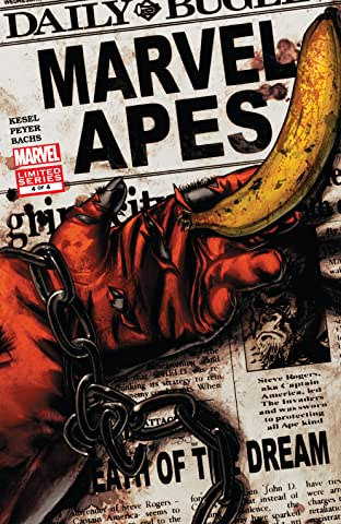 Marvel Apes (2008) #4 (of 4)