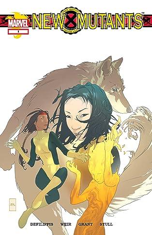 New Mutants (2003-2004) #1