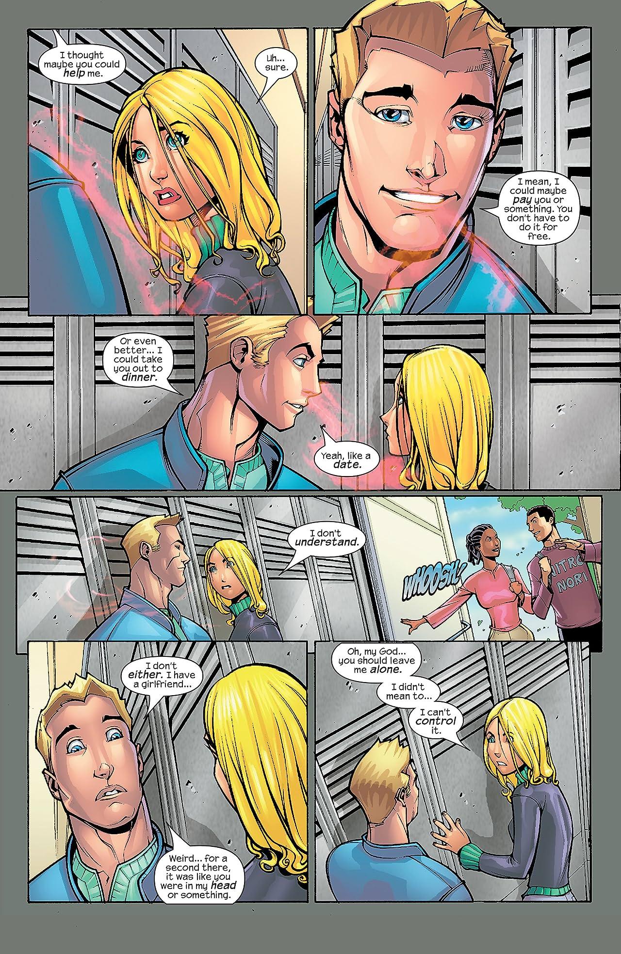 New Mutants (2003-2004) #2