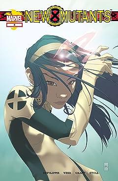 New Mutants (2003-2004) #4