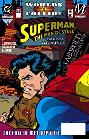 Superman: The Man of Steel (1991-2003) #35
